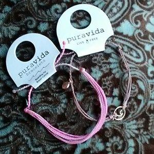 New 2 Puravita Bracelets